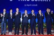 Quyết tâm thúc đẩy tiến trình hợp tác Mekong mạnh mẽ hơn nữa