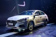 Hyundai Accent 2018 lắp ráp chính thức ra mắt tại Việt Nam