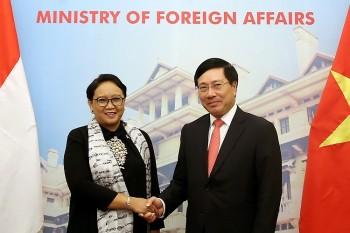 Kỳ họp lần thứ ba Ủy ban hợp tác song phương Việt Nam – Indonesia thành công tốt đẹp
