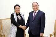 Việt Nam và Indonesia là đối tác thương mại lớn của nhau