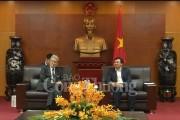 Tập đoàn Marubeni đóng góp tích cực vào sự phát triển ngành năng lượng Việt Nam