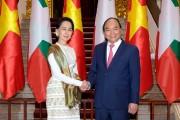 Việt Nam – Myanmar cam kết làm sâu sắc hơn quan hệ thương mại, đầu tư