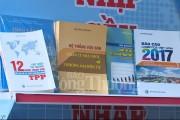 """Ra mắt """"Tủ sách hội nhập kinh tế quốc tế"""" với hơn 60 ấn phẩm"""