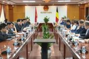 Bộ Công Thương mong muốn Vương quốc Bỉ hỗ trợ Việt Nam phát triển