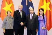 Việt Nam - Australia phối hợp chặt chẽ triển khai CPTPP