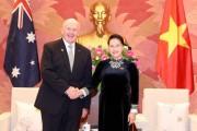 Việt Nam ủng hộ tăng cường quan hệ đối tác chiến lược với Australia