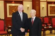 Việt Nam luôn ủng hộ vai trò của Australia  tại khu vực châu Á - Thái Bình Dương