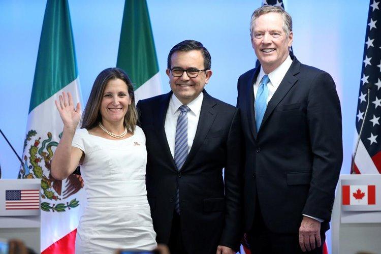 Vòng hai tái đàm phán NAFTA: Còn tồn tại nhiều bất đồng