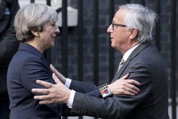 Anh và EC nỗ lực tháo gỡ bế tắc Brexit