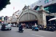 Chợ Đồng Xuân: Kiểm soát chặt hàng hóa dịp Tết