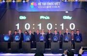 Hệ tri thức Việt số hóa chính thức khởi động