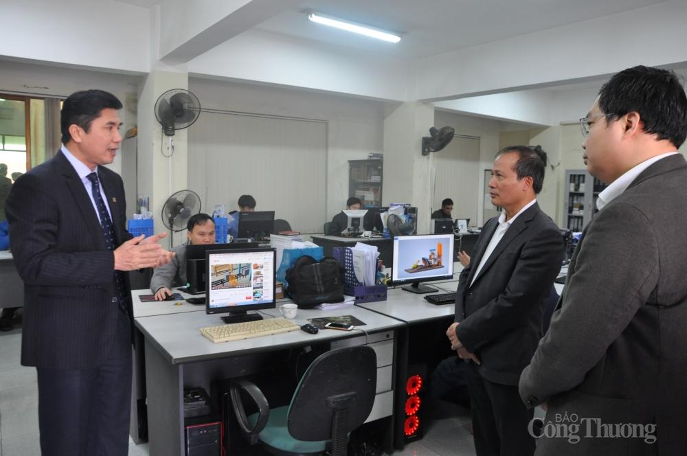 Viện Máy và Dụng cụ công nghiệp: Cần gắn chặt nghiên cứu với hoạt động ngành Công Thương