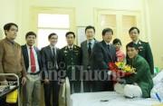 Ca ghép phổi đầu tiên tại Việt Nam thành công