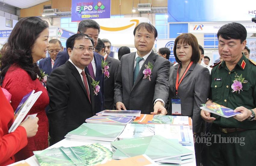 Vietnam Expo 2021: Cơ hội thiết thực doanh nghiệp xuất khẩu, phát triển thị trường nội địa