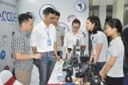 Sức hút lớn từ hội chợ chuyên ngành công nghệ thông tin