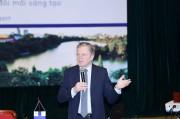 Cựu thủ tướng Phần Lan chia sẻ kinh nghiệm về đổi mới sáng tạo