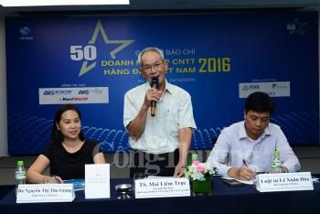 cong bo 50 doanh nghiep cntt hang dau viet nam 2016