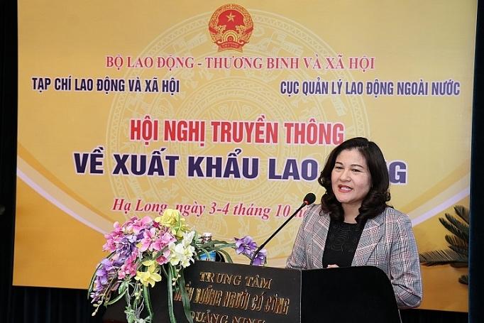 xuat khau lao dong can tao nguon lao dong chat luong cao