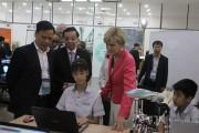 Australia hỗ trợ Việt Nam 10 triệu AUD trong đổi mới sáng tạo