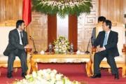 Thủ tướng Nguyễn Tấn Dũng tiếp Đại sứ Oman