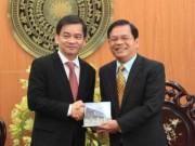 VSIP Quảng Ngãi đã thu hút gần 200 triệu USD đăng ký