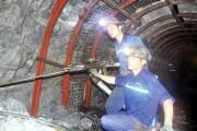 Công ty Xây dựng mỏ Hầm lò II: Giá trị sản xuất năm 2015 đạt 450 tỷ đồng