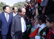 """Thủ tướng thăm đồng bào địa bàn """"4 khó"""" của đất nước"""