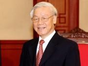 Tổng Bí thư thăm chính thức nước CHND Trung Hoa