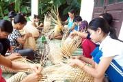 Nghệ An: Nâng cao nhân lực làng nghề