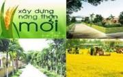 9 tiêu chí huyện đạt chuẩn nông thôn mới