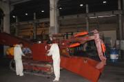 Cơ khí Ô tô Uông Bí: Chế tạo các sản phẩm mới phục vụ sản xuất than hầm lò