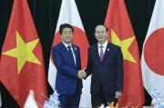 Quan hệ Việt Nam - Nhật Bản đang phát triển mạnh mẽ, toàn diện và thực chất