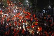 Bảo đảm trật tự, an toàn giao thông chúc mừng Đội tuyển U23 Việt Nam