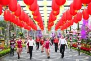 """Hạ Long khởi đầu năm du lịch đầy ấn tượng với Lễ hội """"Kỳ quan muôn sắc hoa"""""""