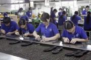 """Doanh nghiệp da giày: Tìm cách giải """"bài toán"""" năng suất lao động"""