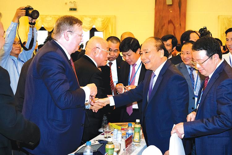 Chính phủ thực hiện đúng cam kết để Việt Nam thực sự trở thành nền kinh tế mở