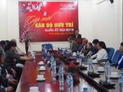 Bộ Công Thương gặp mặt, chúc Tết cán bộ hưu trí khu vực miền Trung
