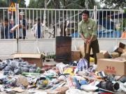 Đà Nẵng tiêu hủy gần 14.000 đơn vị hàng hóa vi phạm