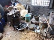 Hải Phòng: Thu giữ hàng tấn mỡ bốc mùi hôi thối