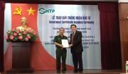 SHPT trao chứng nhận đầu tư cho Viettel và Đại học Nguyễn Tất Thành