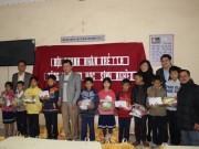 Hội Doanh nhân trẻ trao tặng hơn 150 suất quà Tết