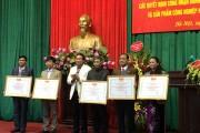 Hà Nội: Vinh danh 5 làng nghề truyền thống và 30 nghệ nhân