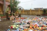 Thái Bình:  Tăng cường kiểm soát thị trường dịp Tết