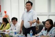 Đến Vinamilk, ông Đinh La Thăng bàn hướng phát triển bò sữa