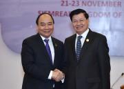 Đưa quan hệ Việt-Lào ngày càng đi vào chiều sâu, thiết thực, hiệu quả