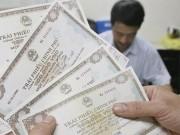 Huy động hơn 20.917 tỷ đồng trái phiếu chính phủ