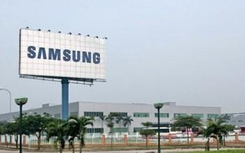 Samsung được mở rộng đầu tư thêm 2,5 tỷ USD tại Bắc Ninh