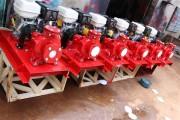 Quy chuẩn kỹ thuật quốc gia đối với máy bơm nước chữa cháy dự trữ quốc gia