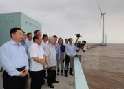Tổng Bí thư: Tỉnh Bạc Liêu cần chú trọng phát triển kinh tế biển