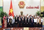 Thủ tướng mong cán bộ lão thành tỉnh Quảng Ngãi 'tiền hô hậu ủng' cho sự phát triển